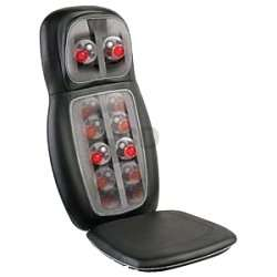 Review of best hanheld back massager for chair by homedics - Chaise massage electrique ...