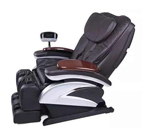 Electric Full Body Shiatsu Massage Chair Recliner 1