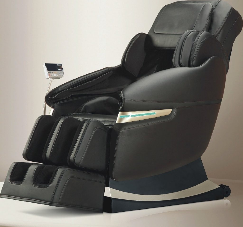 Fujimi EP8800 Massage Chair (Black)