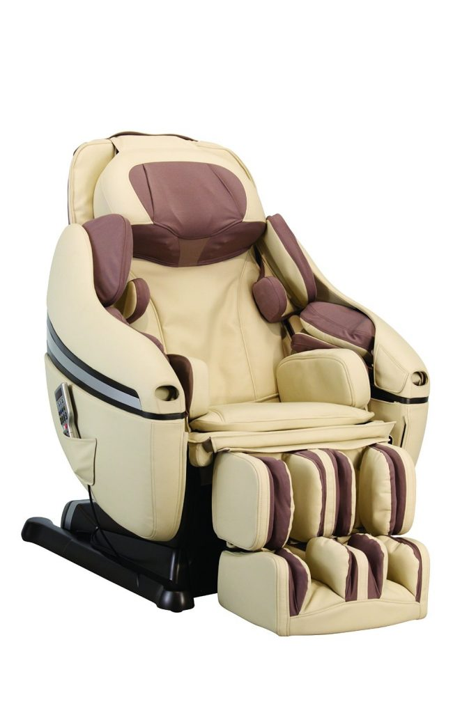 Inada Dream wave Massage Chair, Cream
