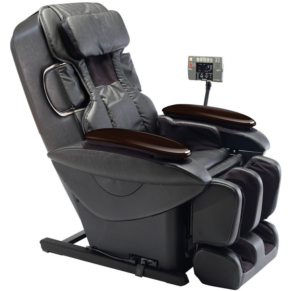 Panasonic Real Pro Ultra Massage Lounger-Black